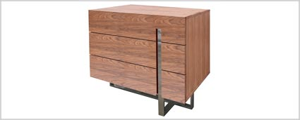 Modern Bedroom Furniture - Modern Nightstands at mh2g