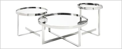 Modern Coffee tables and Side tables in Miami