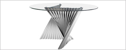 Modern Dining Room Furniture - Modern Dining Tables at mh2g