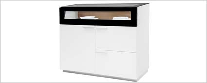 Modern Dining Room Furniture - Modern Dining Buffets at mh2g