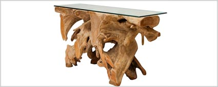 Modern Dining Room Furniture - Modern Console Tables at mh2g