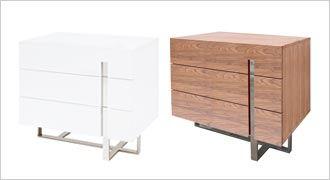 Modern Side Table Nightstands at MH2H