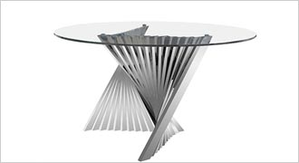 Modern Dining Tables at MH2H