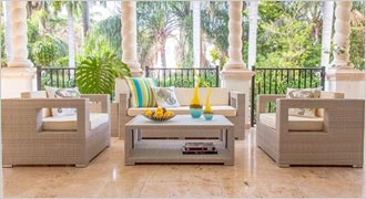 ... Patio Furniture Miami   Outdoor Lounging Sets ...