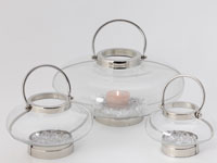 Ovni candle Set Modern Accessories