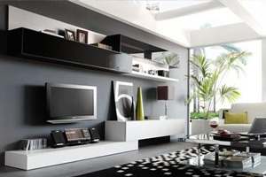 Modern Wall Unit 4 is available at Modern Home 2 Go in Miami and Fort Lauderdale
