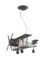 Bi Plane Modern Ceiling Lamp