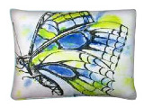 Butterfly Modern Outdoor Patio Pillow