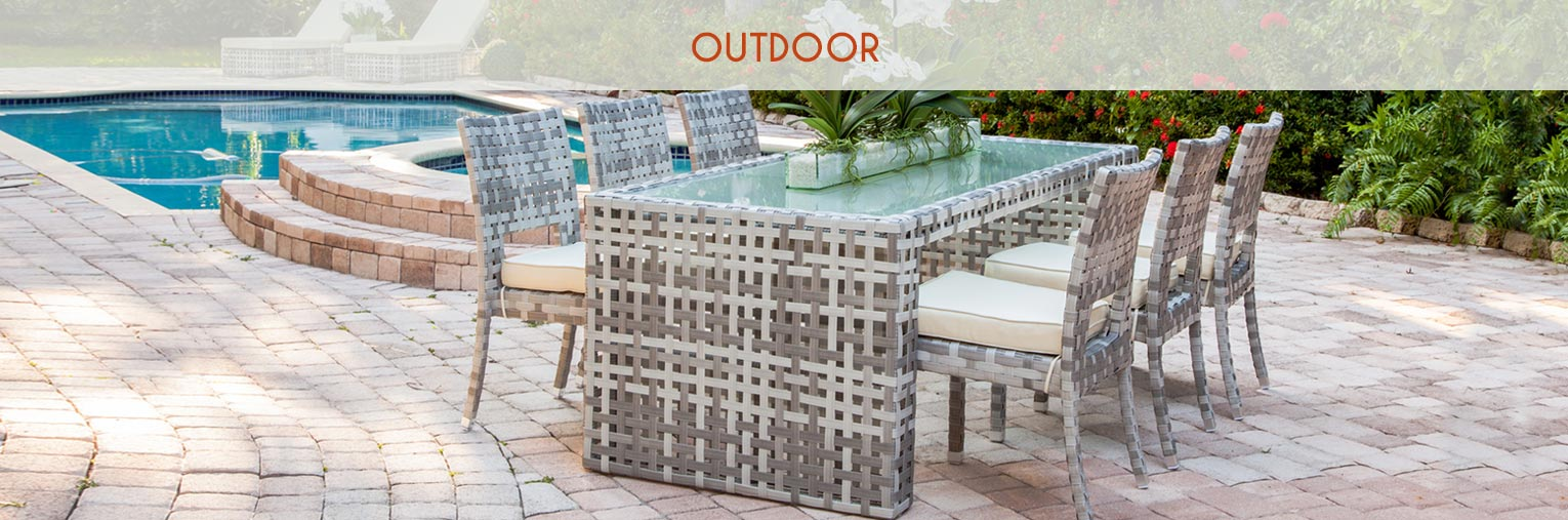 Our Outdoor Furniture In Ft. Lauderdale, FL