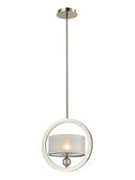 Corisande Modern Drum Pendant Modern Ceiling Lamp