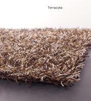 Colina terracota Hand Woven Contemporary Rug