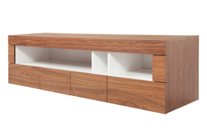 Galatro TV Unit in walnut