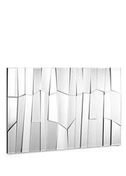 Glacier Modern Mirror horizontal