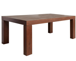 isca wengue dining table