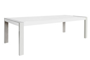 lugo Modern dining table white