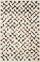 Nagua Leather Rug. Modern Home 2 Go. Modern Rugs
