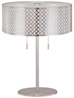 Modern netto table lamp