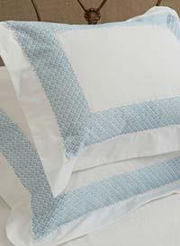 Quadrille Modern Bedding Celeste