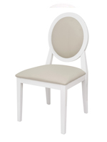 ripoli Modern dining chair in beige