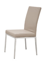 rivola Modern dining chair in grey