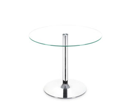 Santander Glass Modern Dining table