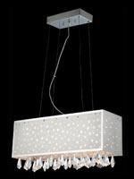 Modern Santuzza Stars Ceiling lamp