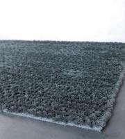 Temuco Modern Shag Rug Lead-Grey