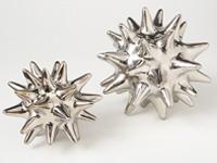 Urchin Silver Modern Accessory