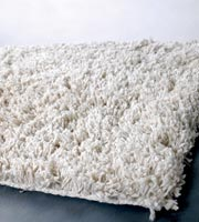 Valdivia cream Hand Made of polyester this rug. Modern rug