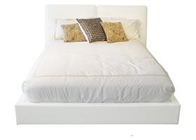 Versaille modern bed white