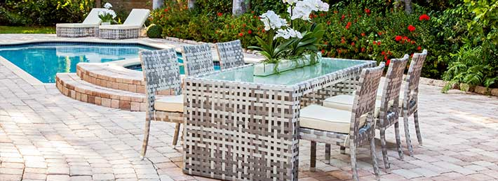 Modern Outdoor Furniture Store in Fort Lauderdale, FL - Modern Patio Furniture - mh2g