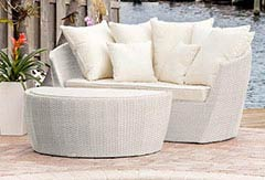 Contemporary Outdoor Furniture Miami, Fl- Patio Furniture - Outdoor Chaises at mh2g