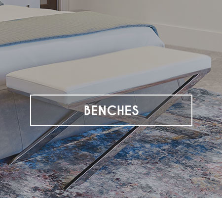 Modern Benchesin Miami, Doral, Fort Lauderdale and Naples