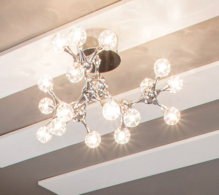 Modern Ceiling Lamps at MH2G