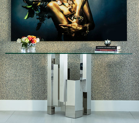 Modern Console Tables at MH2G