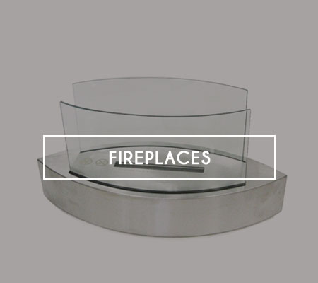 Modern Fireplaces in Miami, Doral, Fort Lauderdale and Naples
