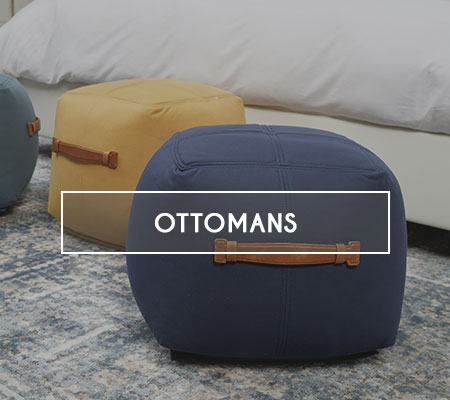 Modern Ottoman in Miami, Doral, Fort Lauderdale and Naples