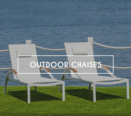 Modern Outdoor Chaices