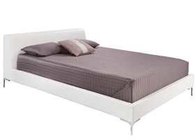 Angelo modern bed white