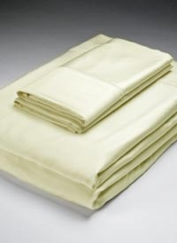 Bamboo Bedding Collection Ivory