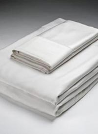 Bamboo Bedding Collection White