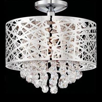 Benedetta Modern Semi-Flush Ceiling Lamp