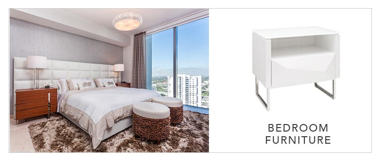 Modern Bedroom Furniture - FLASH SALE