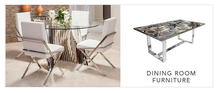 Modern Dining Room Furniture - FLASH SALE