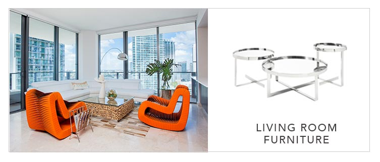 Modern Living Room Furniture - Flash Sale