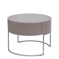 cetera modern nightstand grey