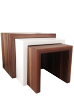 Cilanto Side Table wenge