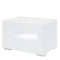 Citra modern nightstand White