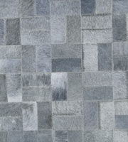 Formosa Modern Cowhide Rug Grey Small