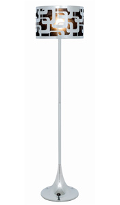 Illes Collection- Modern Floor Lamp
